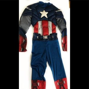 Disney Marvel Avengers Toddlers Costume 2-4